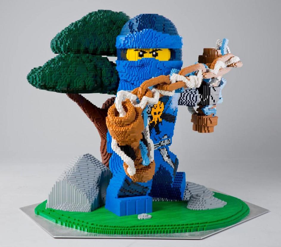 Ninjago Jay | © LEGO Group