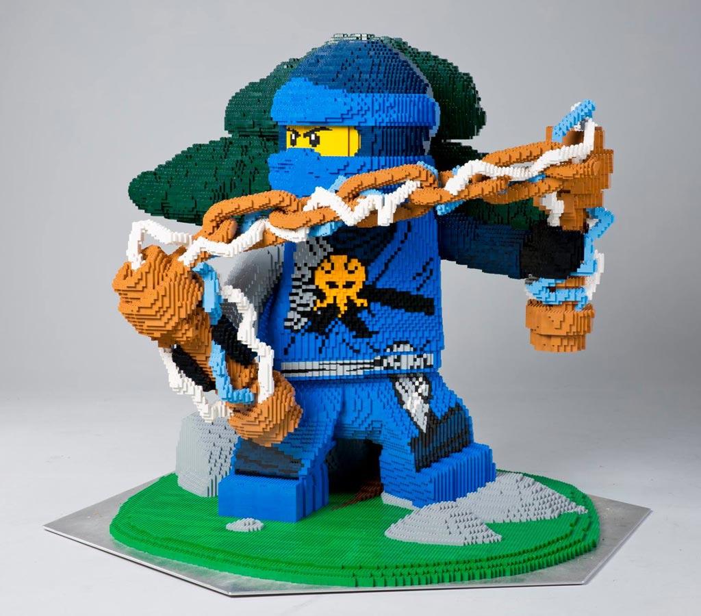 XXL Jay   © LEGO Group