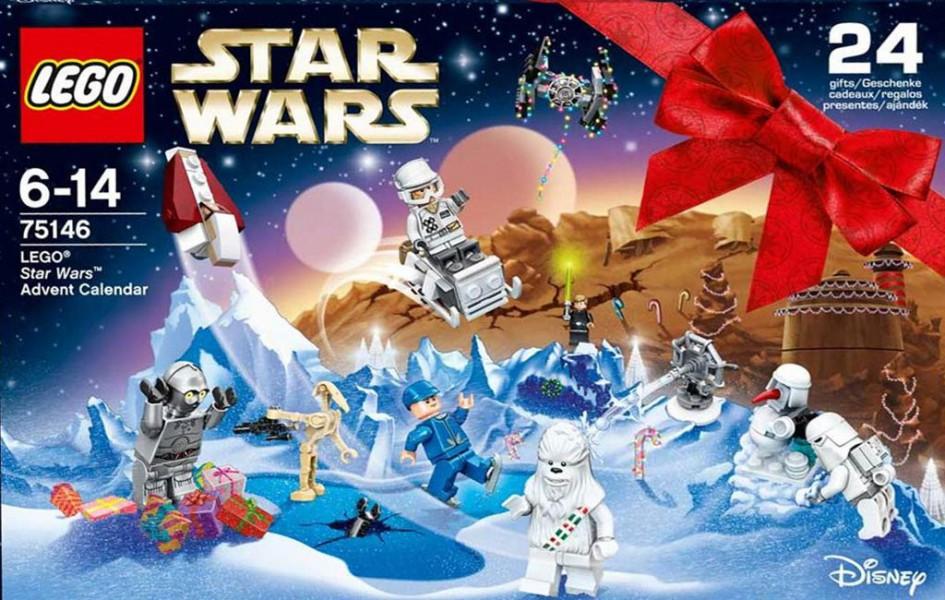 LEGO Star Wars Adventskalender 2016 Offizielle