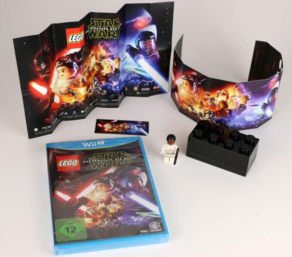 Die Macht ist erwacht, und das LEGO Star Wars Videospiel ist da!   © Andres Lehmann / zusammengebaut.com