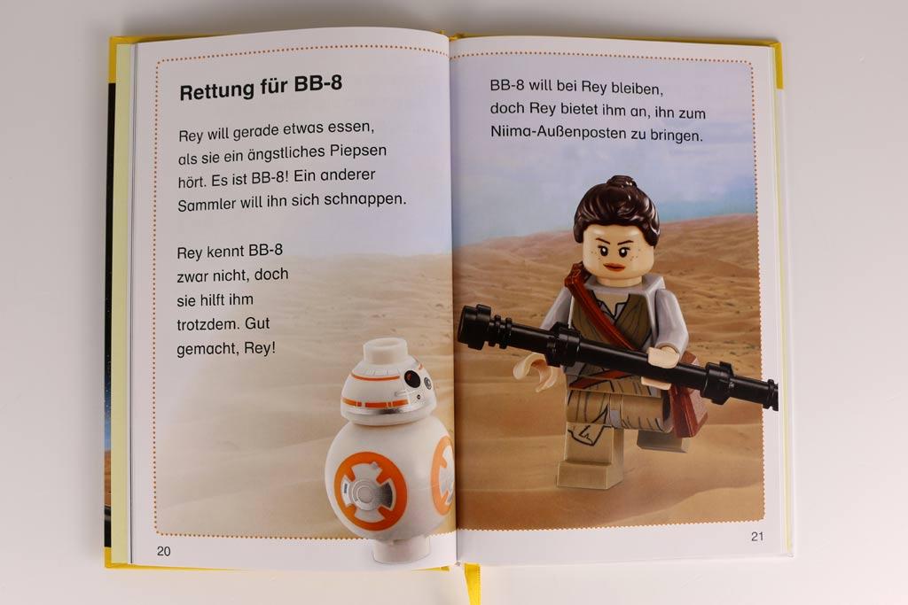 Alles Wissenswerte über Rey | © zusammengebaut.com