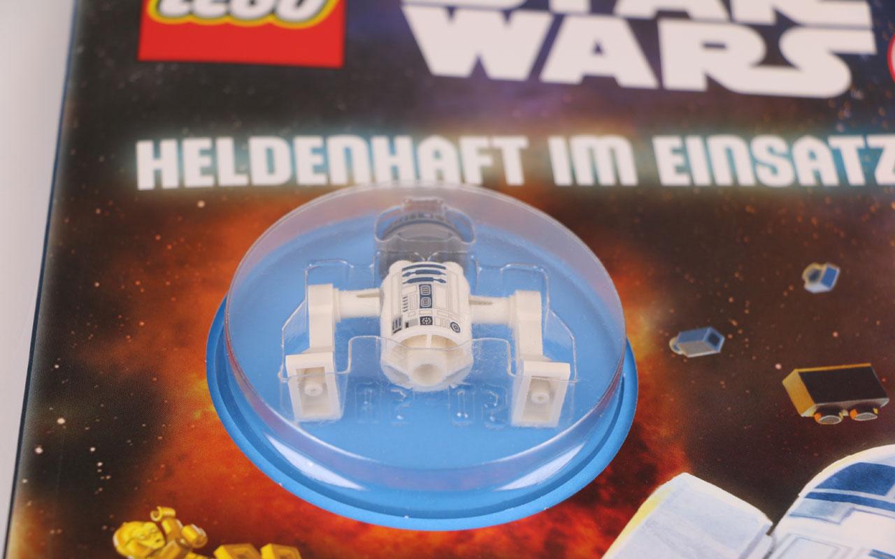 Gut verpackt: R2-D2 | © Andres Lehmann / zusammengebaut.com