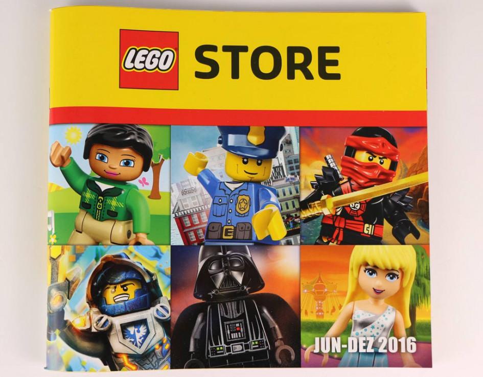 LEGO Store Katalog Juni bis Dezember 2016 | © zusammengebaut.com