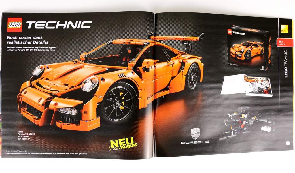Ab August überall: Der Porsche! | © zusammengebaut.com