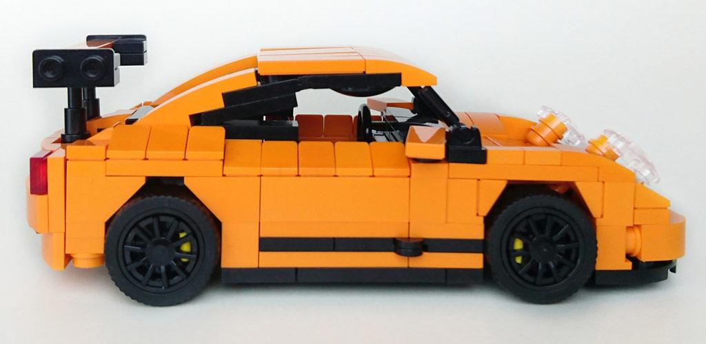 Kleiner Porsche | © Gerald Cacas