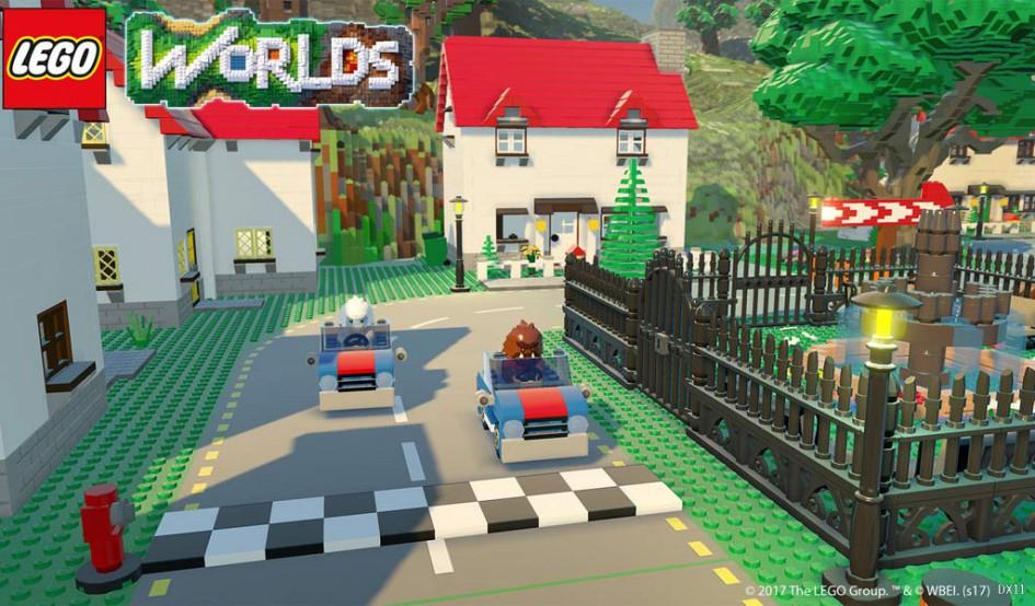 LEGO Worlds startet durch! | © Warner Bros. Entertainment Group