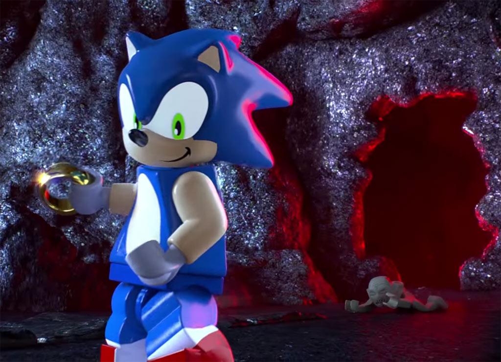 Sonic ist da!   © Warner Bros. Interactive Entertainment / LEGO Group
