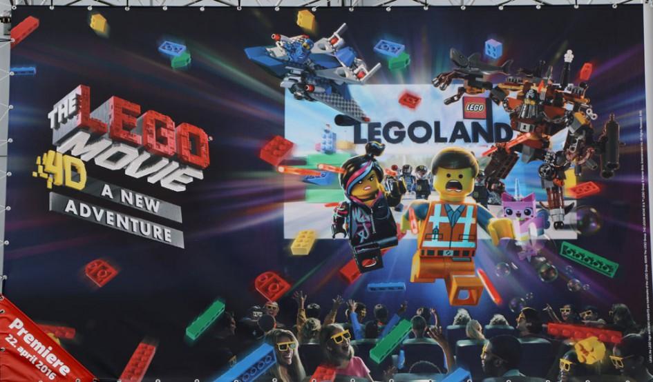 The LEGO Movie 4D: Ein neues Abenteuer | © Andres Lehmann / zusammengebaut.com