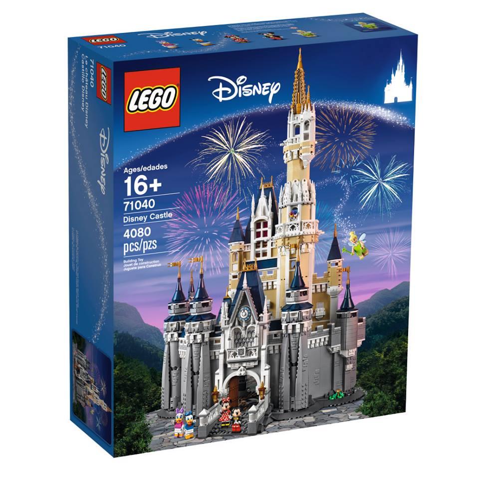 Achtung, hier kommt ein magischer Karton! | © LEGO Group