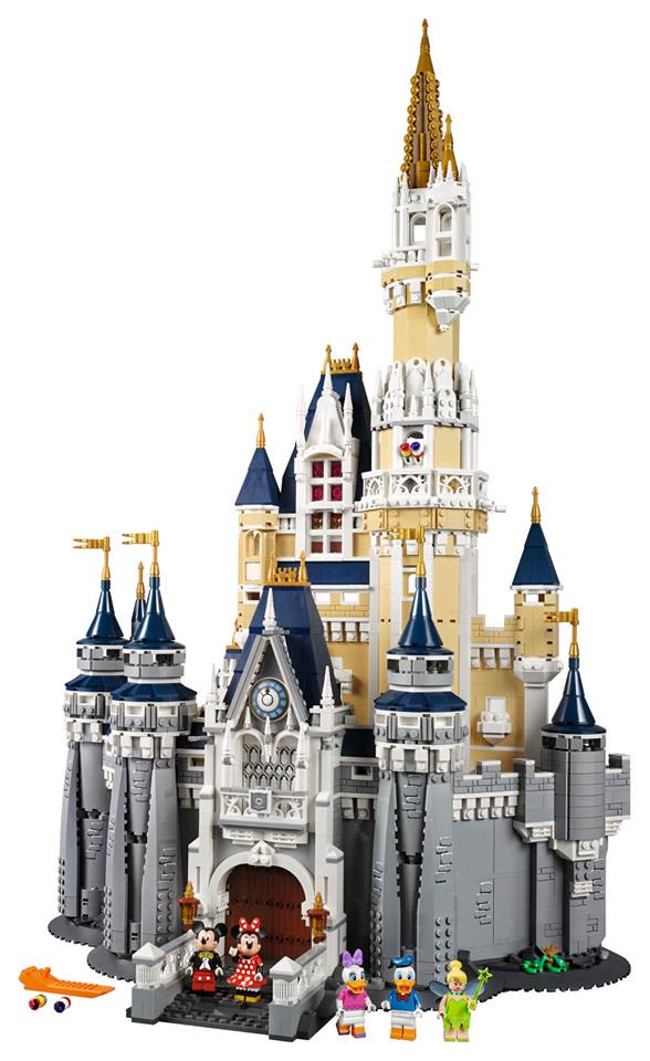 Disney Schloss! | © LEGO Group