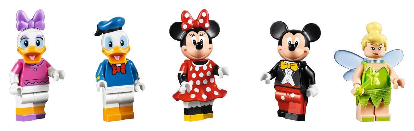 Entenhausen für die heimischen vier Wände   © LEGO Group