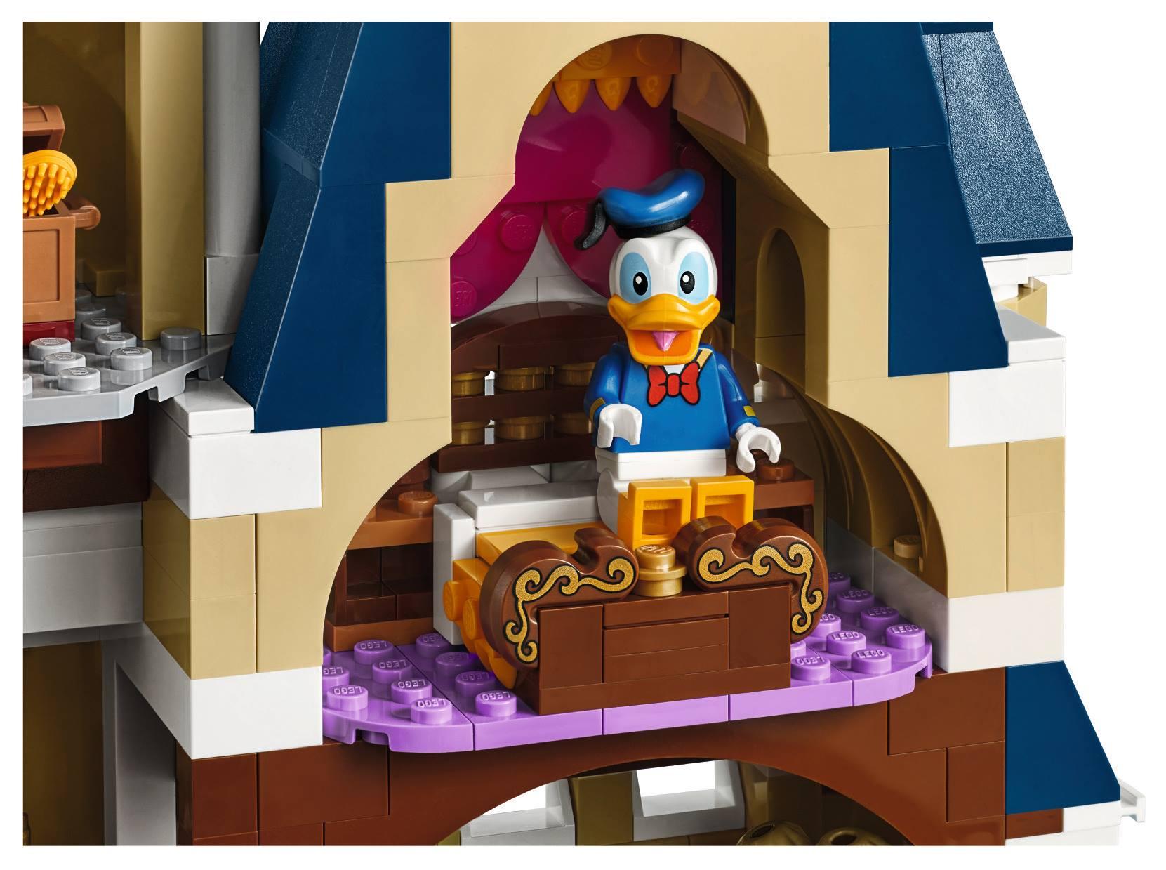 Donald Duck ist mit von der Partie.   © LEGO Group