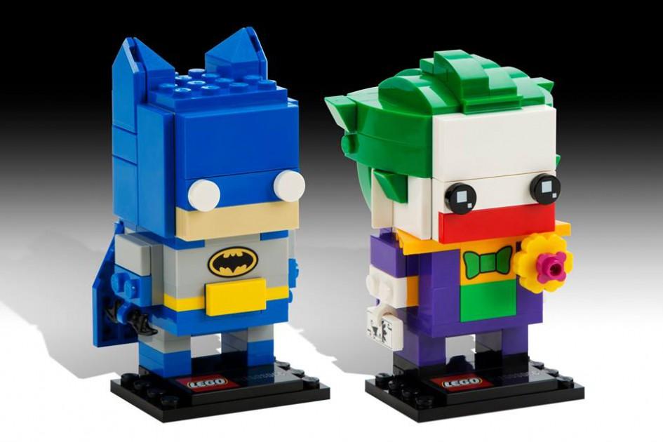 Ja sieh an: Batman und der Joker | © LEGO Group