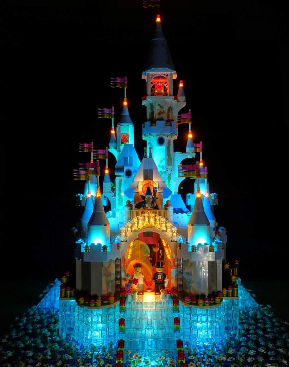 Disney Cinderella Castle | © Hyungmin Park
