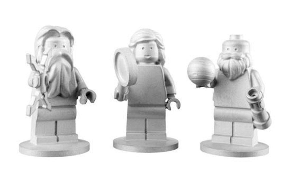 Am Ziel ihrer Träume! | © LEGO Group
