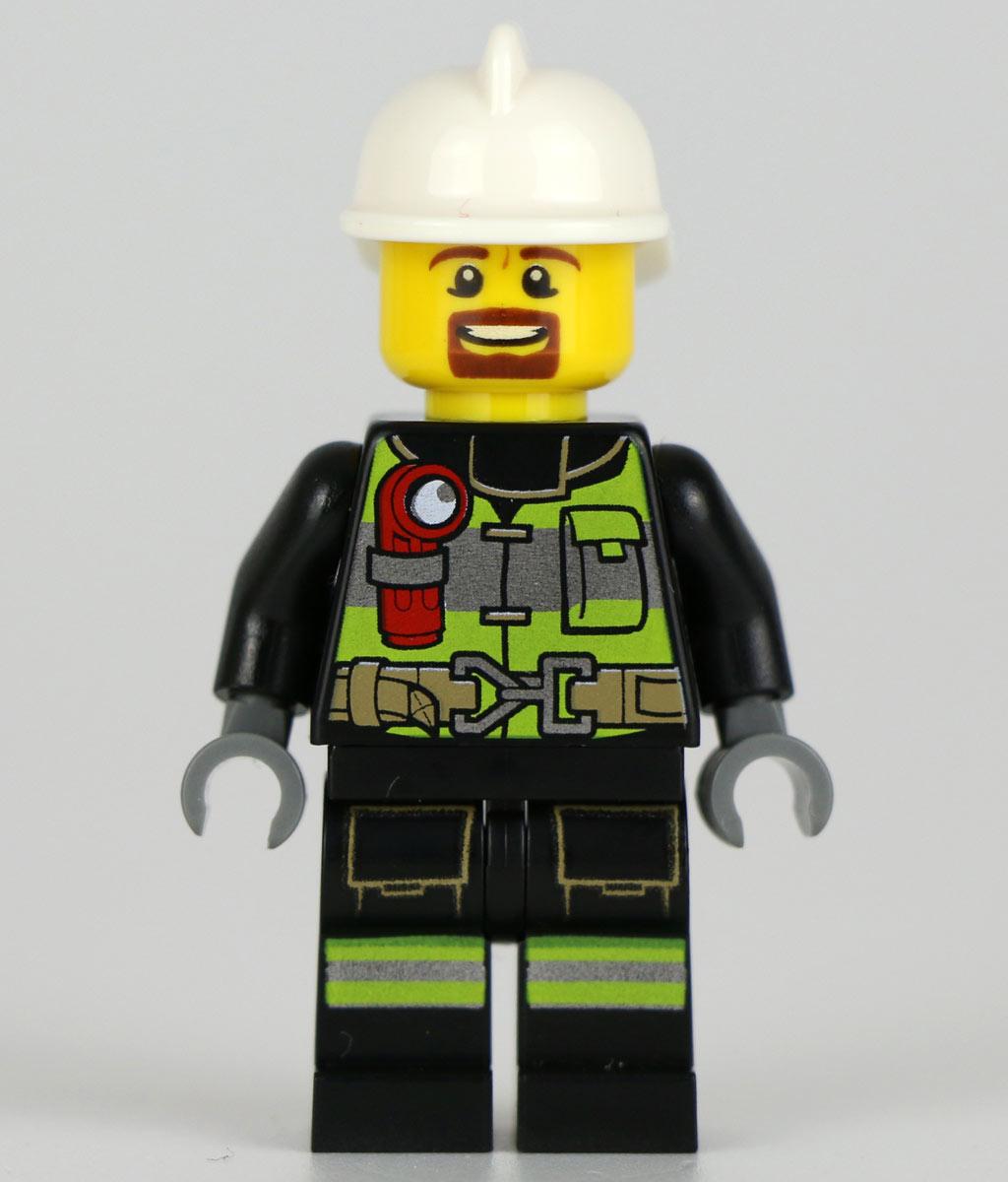 Feuerwehrmann | © Andres Lehmann / zusammengebaut.com