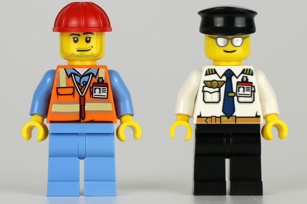 Minifiguren | © Andres Lehmann / zusammengebaut.com