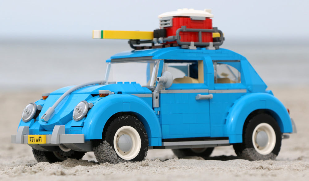 lego creator vw k fer 10252 im review volkswagen beetle. Black Bedroom Furniture Sets. Home Design Ideas