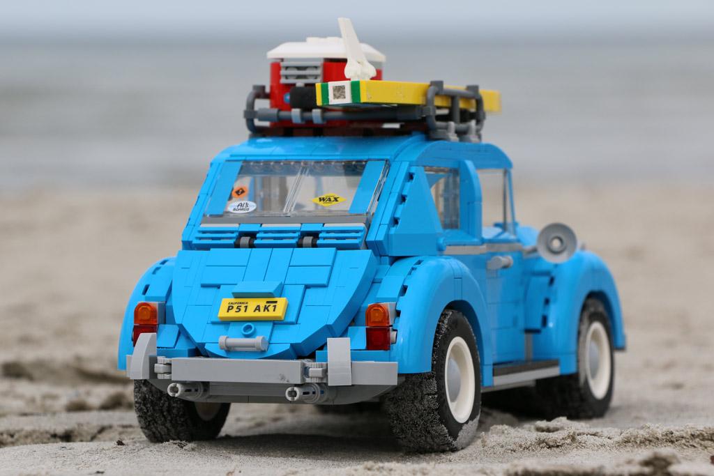 LEGO Creator Expert Volkswagen Beetle (10252) | © Andres Lehmann / zusammengebaut.com