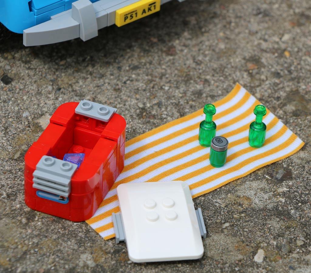 Das Picknick kann starten! | © Andres Lehmann / zusammengebaut.com