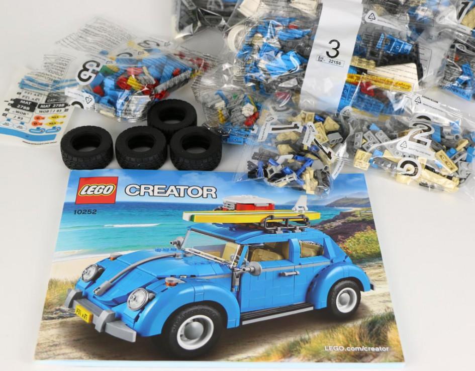 Beetle-Box ausgepackt | © Andres Lehmann / zusammengebaut.com