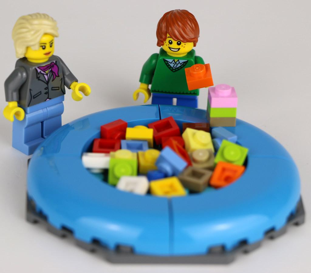 LEGO-Wühlkiste | © Andres Lehmann / zusammengebaut.com