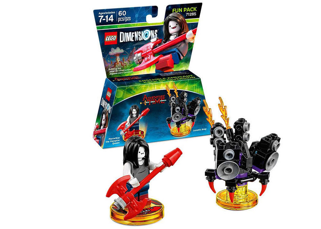 LEGO Dimensions Adventure Time Marceline Fun Pack (71285) Fun Pack | © LEGO Group