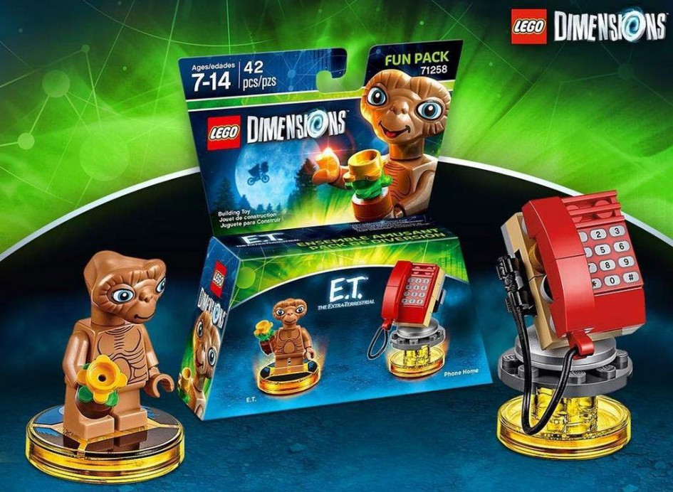 LEGO Dimensions E.T. Fun Pack (71258) | © LEGO Group