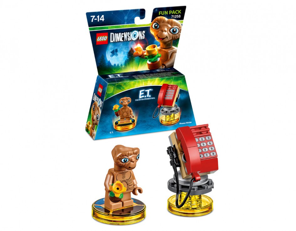 LEGO Dimensions E.T. Fun Pack (71258) | © Warner Bros. Entertainment Group