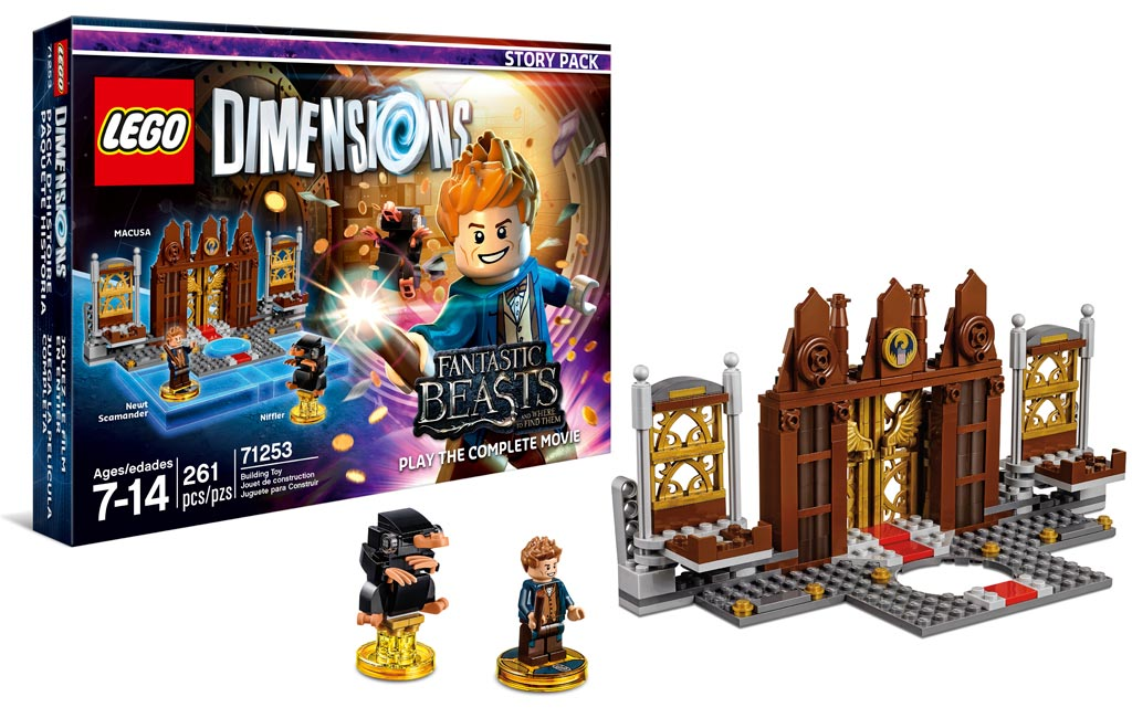 Fantastic Beasts Story Pack (71253) | © Warner Bros. Interactive Entertainment / TT Games