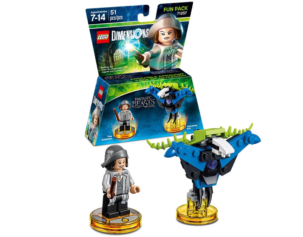 Fantastic Beasts Story Pack (71253) | © Warner Bros. Interactive Entertainment / TT Games