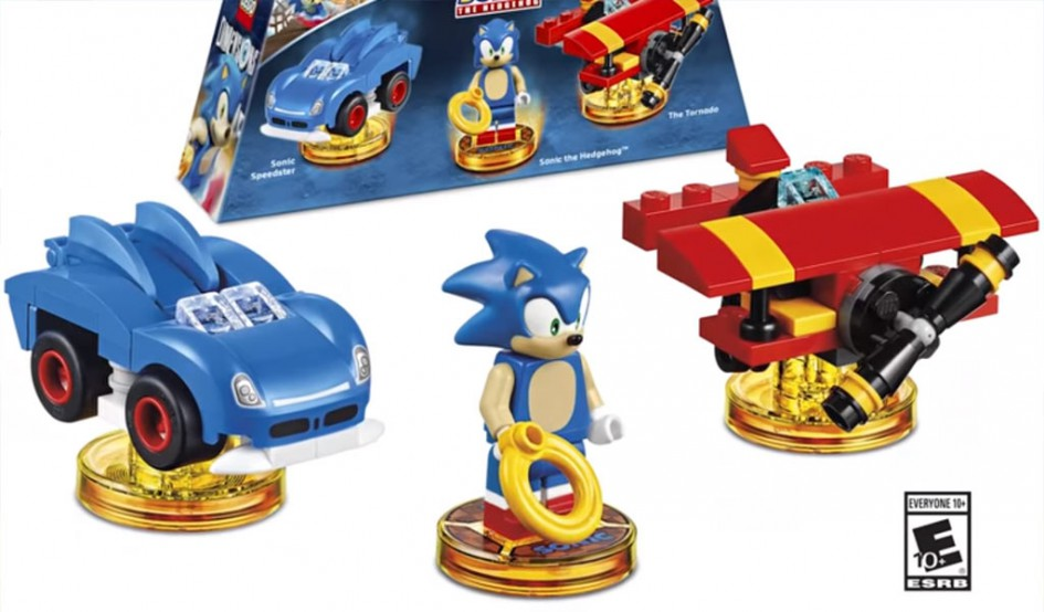LEGO Dimensions Sonic the Hedgehog Level Pack (71244) | © Warner Bros. Interactive Entertainment / TT Games