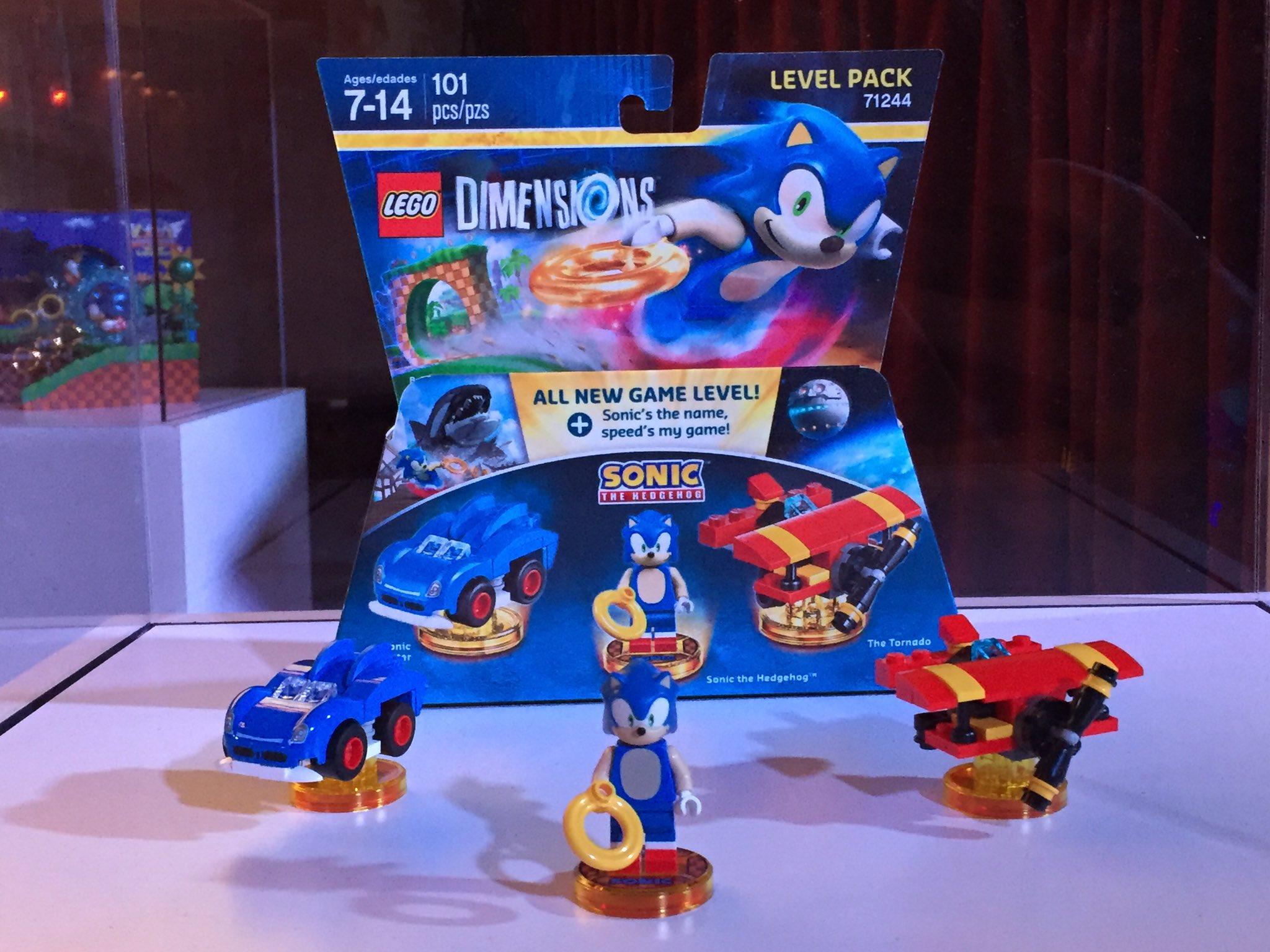 LEGO Dimensions kommt ins Rollen!   © Warner Bros. Interactive Entertainment / TT Games