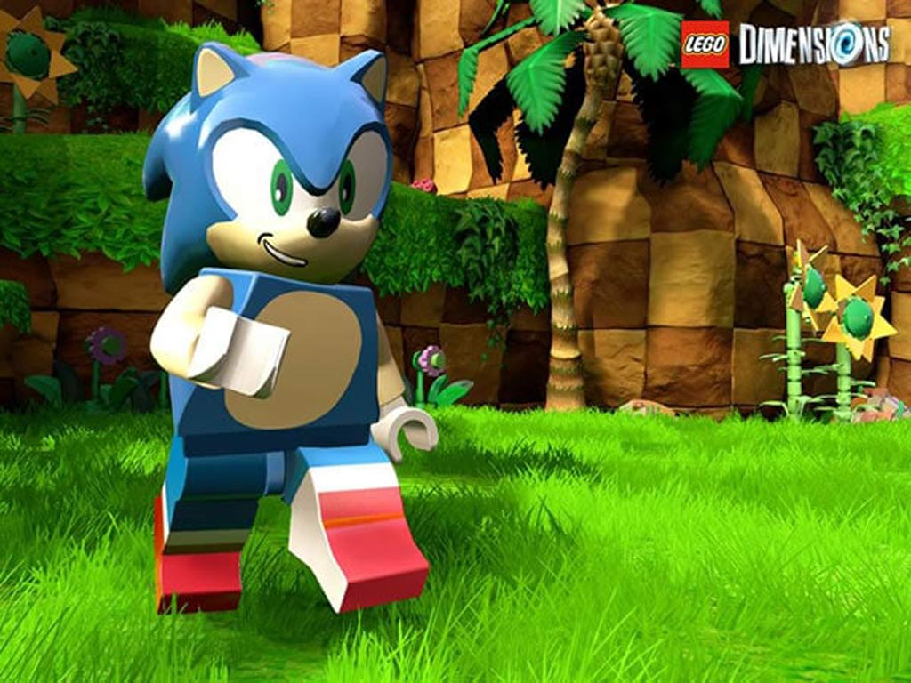 Sonic ist am Start! | © Warner Bros. Interactive Entertainment / TT Games