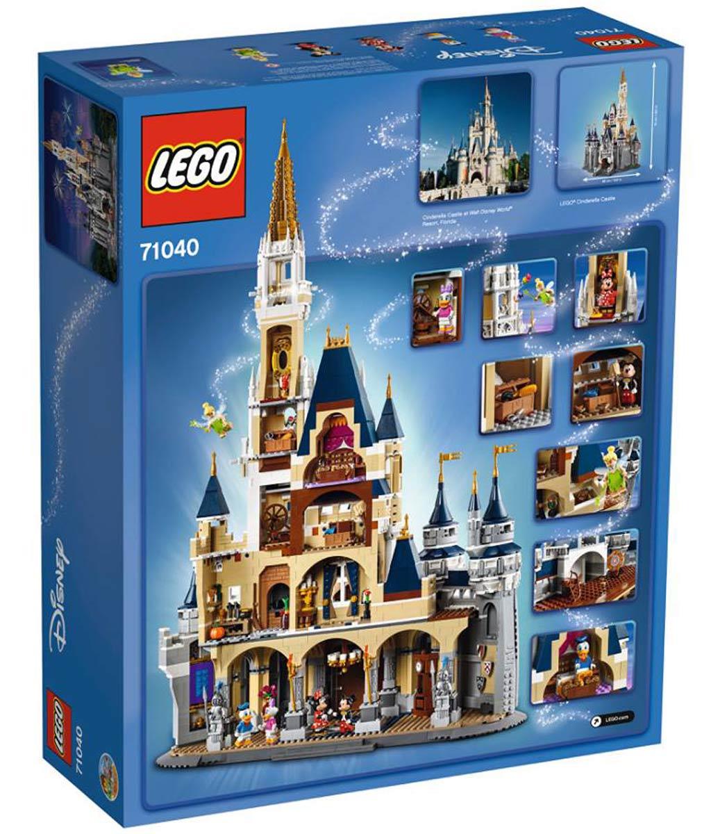 Detailbilder auf der Rückseite | © LEGO Group