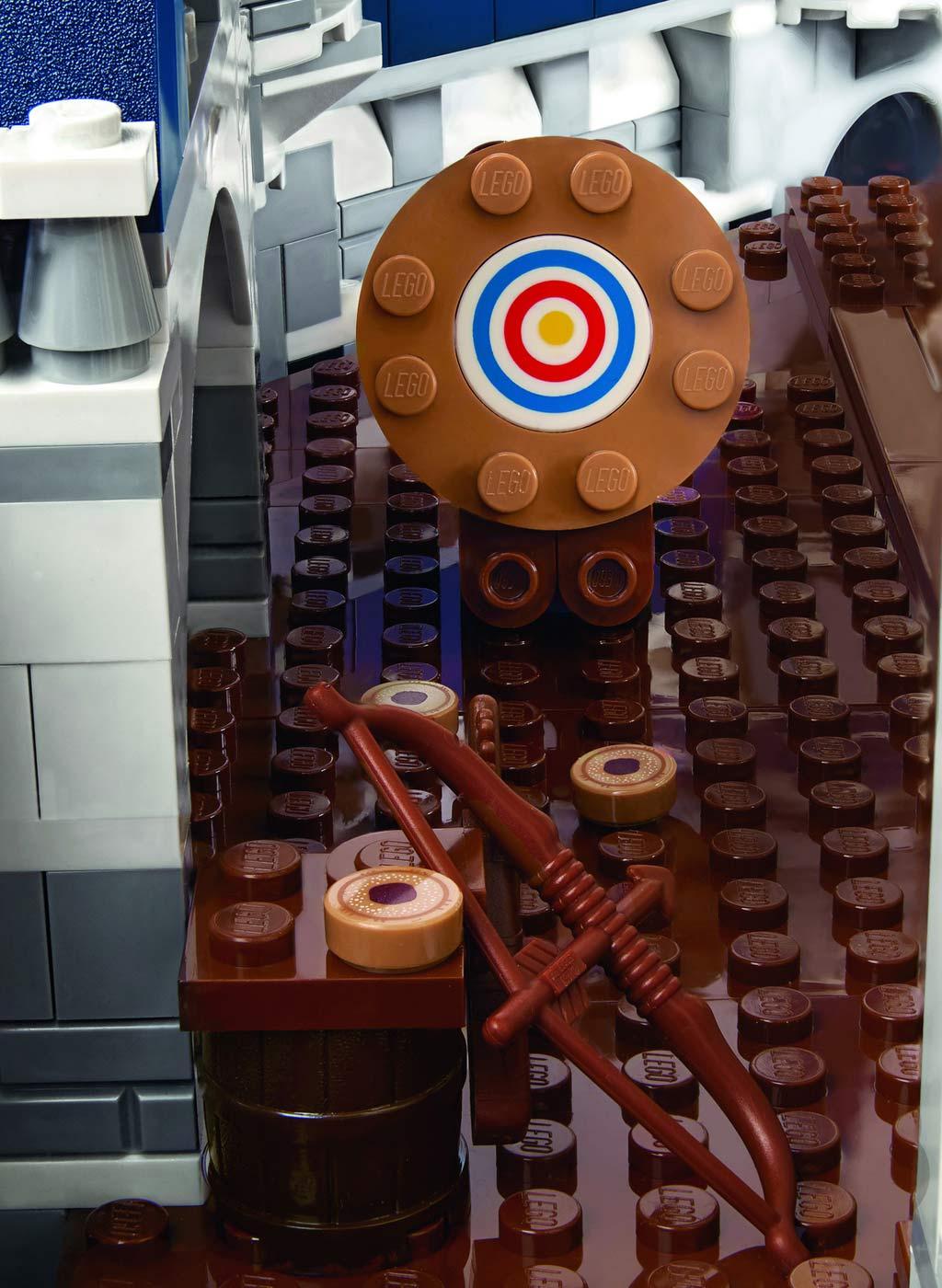 Pfeil und Bogen   © LEGO Group