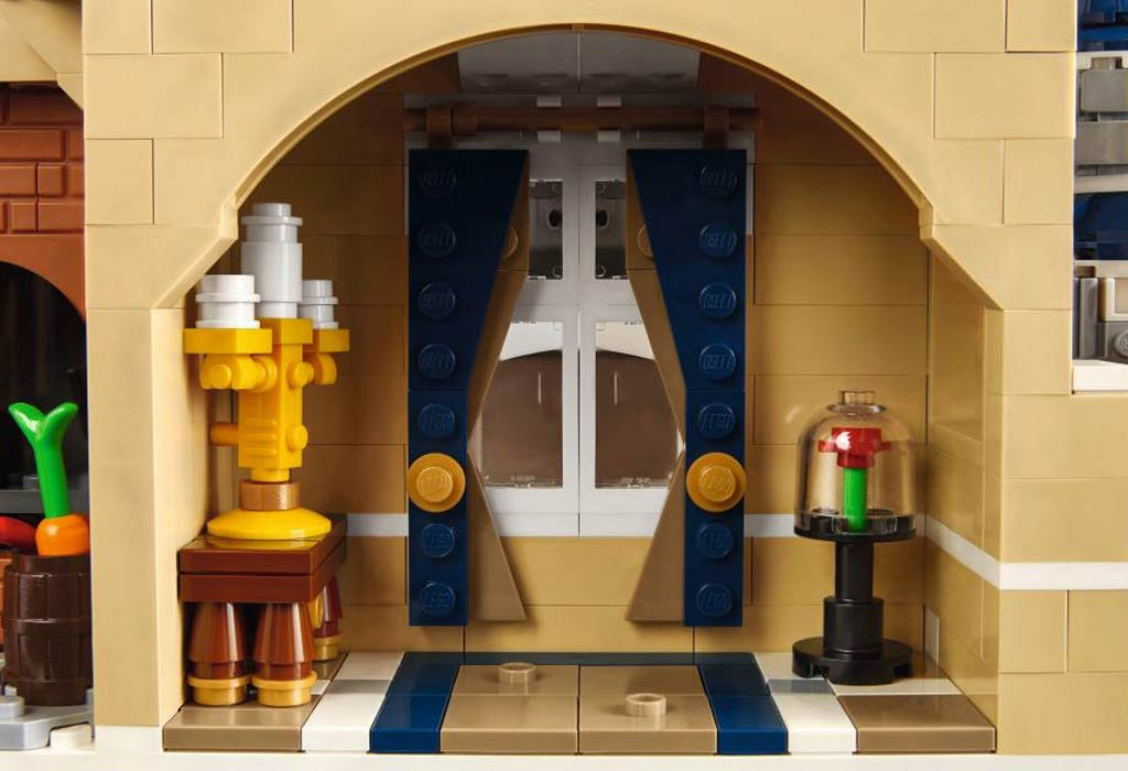 Hinein in die warme Stube! | © LEGO Group