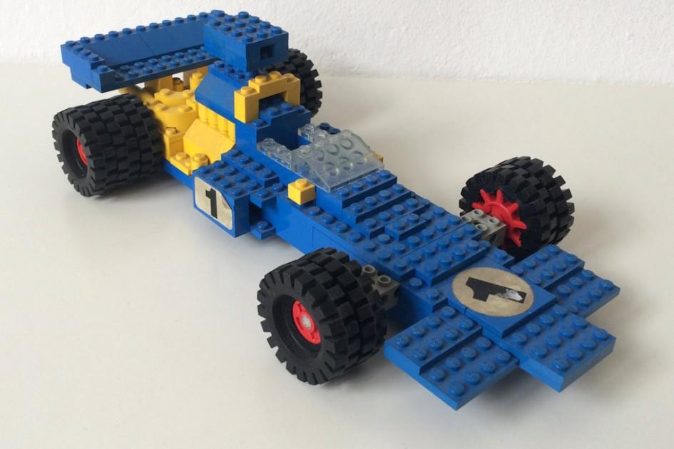 LEGO Formula 1 (392)   © Marcus Paul