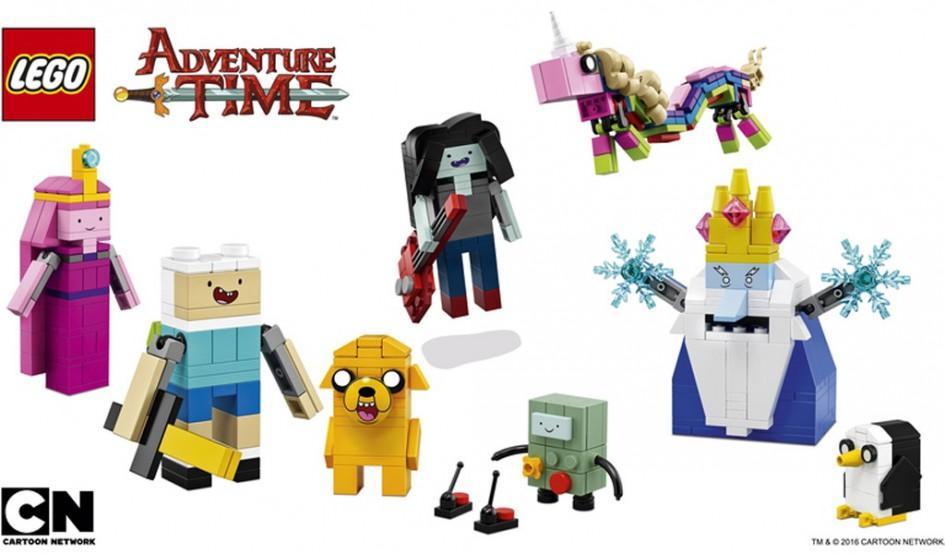 LEGO Ideas Adventure Time (21308)   © LEGO Group