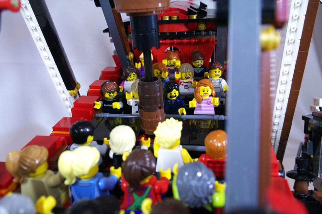 Und immer höher! | © LEGO Ideas / Project_GBK