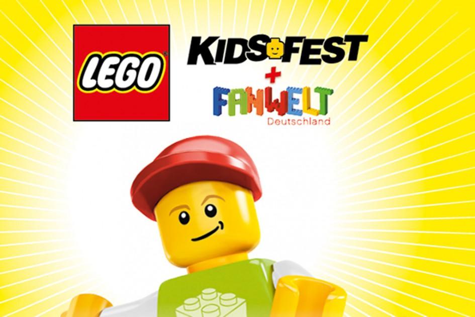 LEGO Kidsfest und Fanwelt | © LEGO Fanwelt