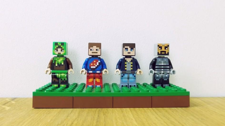 A-Team | © LEGO Group