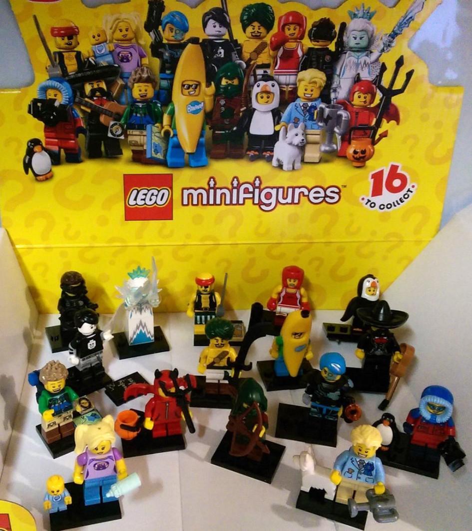 LEGO Minifiguren Sammelserie 16 (71013) | © eBay / Eurobricks