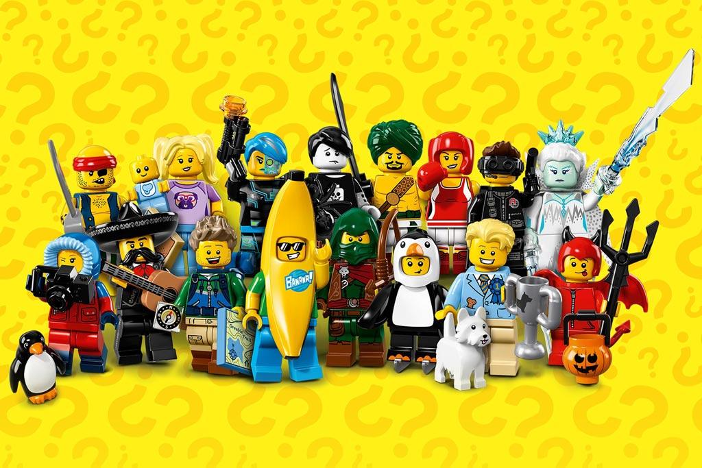 LEGO Minifigures Serie 16 | © LEGO Group