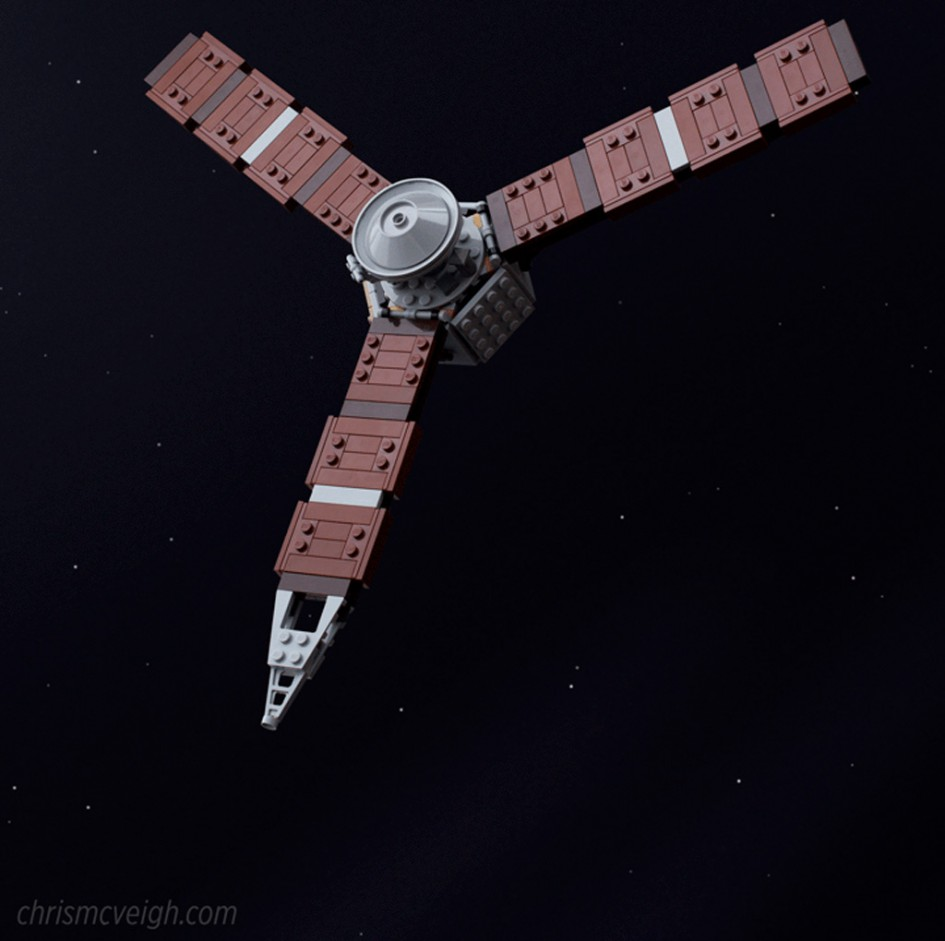 Juno-Sonde | © Chris McVeigh