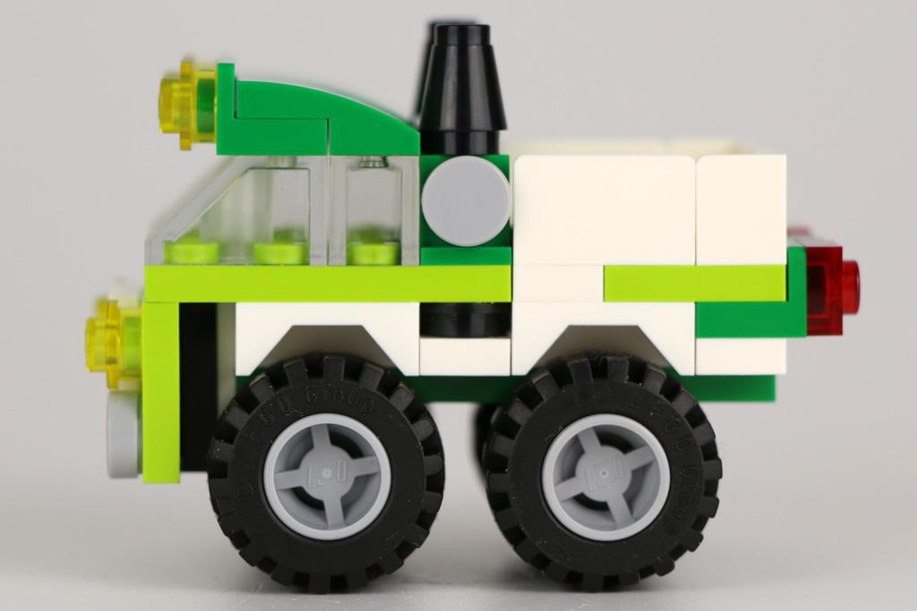 Peppiger Truck! | © Andres Lehmann / zusammengebaut.com