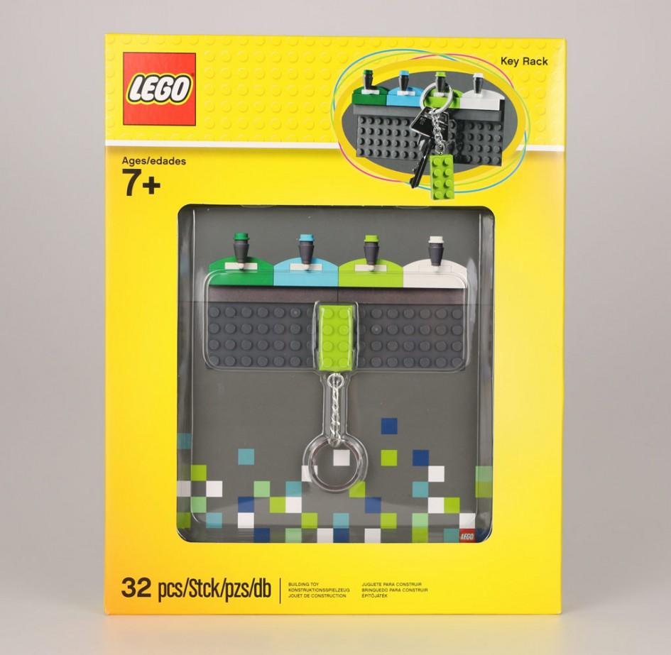 LEGO Schlüsselanhänger-Halterung   © Andres Lehmann / zusammengebaut.com