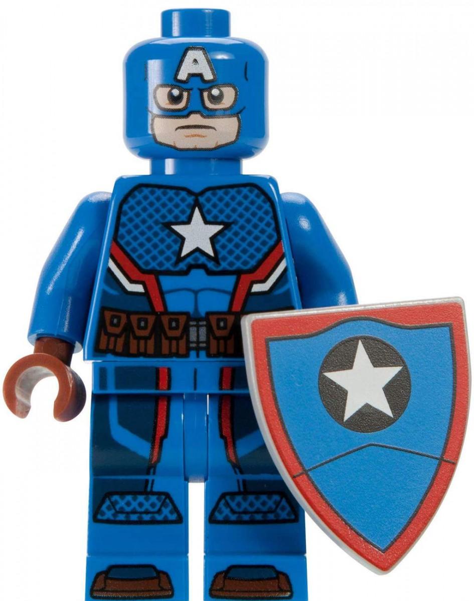 Steve Rogers | © LEGO Group