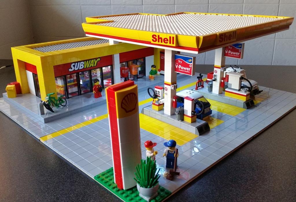 Subway und Shell | © Riaan Pretorius