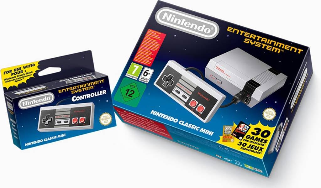 Das NES kommt zurück. | © Nintendo